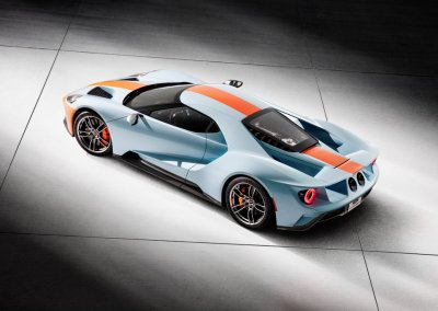 903 Ford GT Heritage-Edition