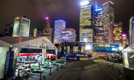 Turbulenter Saisonauftakt der Formel E in Hongkong