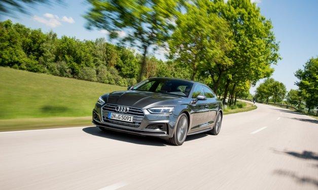 Noch geheim: Der CNG-Hammer von Audi