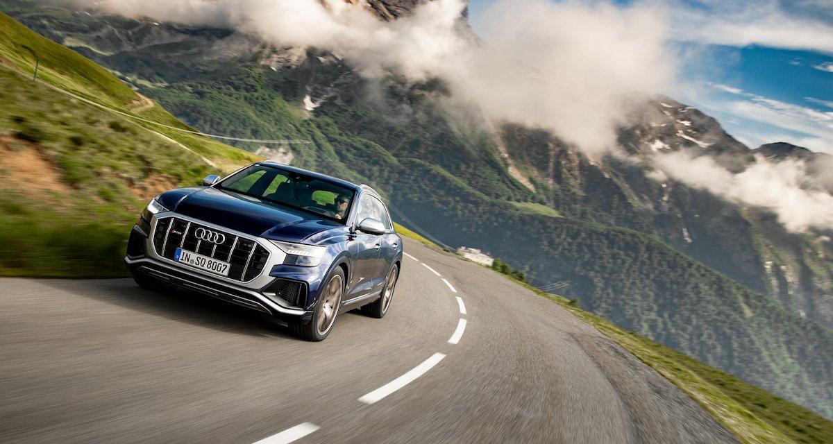 Audi SQ8 TDI – Auf die Spitze getrieben