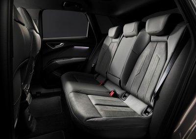 Audi Q4 e-tron Interieur