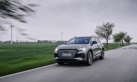 Audi Q4 e-tron – Der kompakte Elektro-SUV