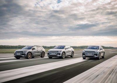 Audi Q4 50 e-tron quattro Edition One, Audi Q4 Sportback 50 e-tron, Audi Q4 50 e-tron quattro