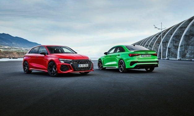 Audi RS3 – Von der Rennstrecke auf die Straße