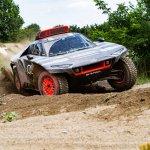 Audi RS Q e-tron – Auf dem Weg nach Dakar