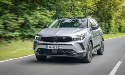 Opel Grandland – Ein neues Gesicht