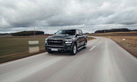 Ram 1500 Sport – Pickup mit Attitüde