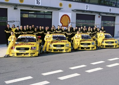 ABT DTM Saison 2000