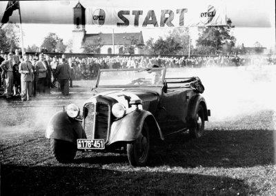 Johann Abt Grasrennbahn Kempte 1950