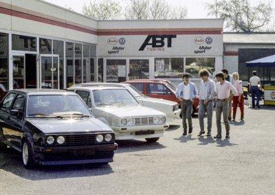 ABT Tuning 1980er Jahre