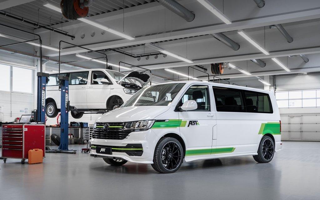 ABT e-Transporter 6.1 – Elektrisches Nutzfahrzeug