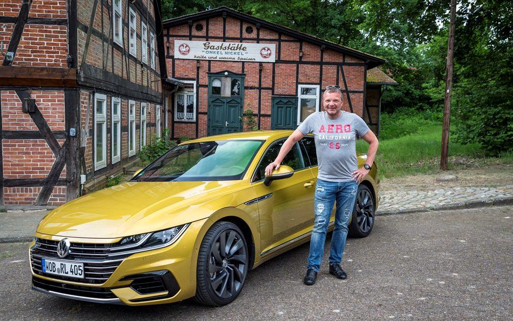 Volkswagen Arteon – Der stilistische Kompass
