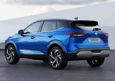 All-New Nissan Qashqai CGI