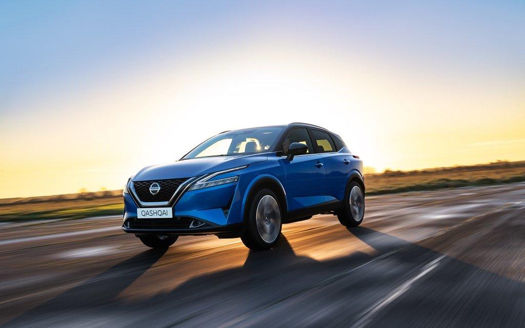 Weltpremiere des neuen Nissan Qashqai