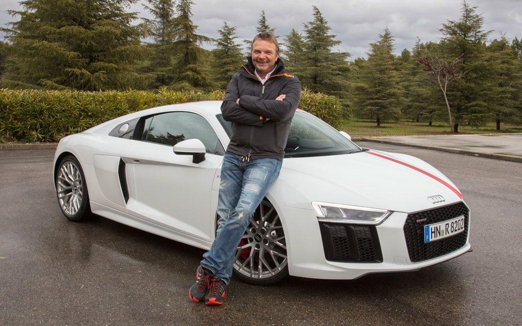 Audi R8 RWS – 999 ohne quattro