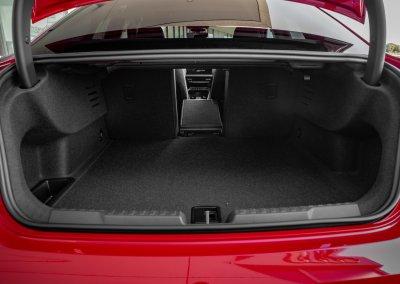 Audi S3 Limousine Kofferraum