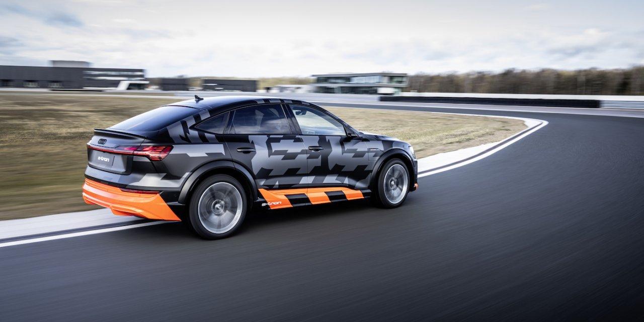 Audi e-tron S: So funktioniert das elektrische Torque Vectoring