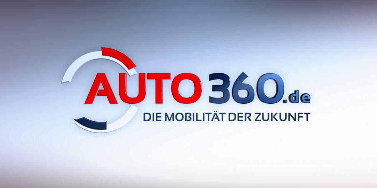 Start frei für den Youtube-Kanal von auto360.de