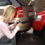 Einparkhilfen helfen nicht gegen Parkschäden
