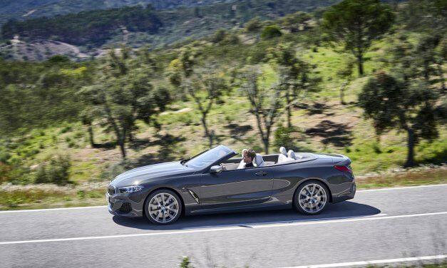 BMW 8er Cabrio: sportlich, offen und teuer