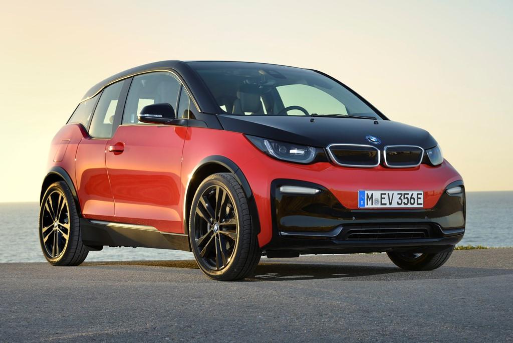 BMW i3s, Portugal, Lissabon