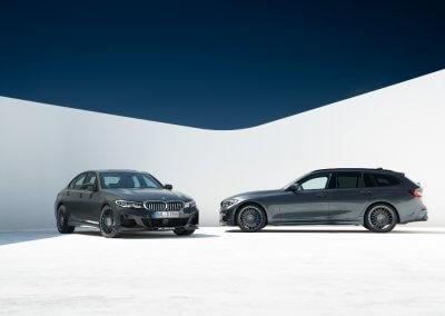 BMW Alpina D3 S Limousine und Touring