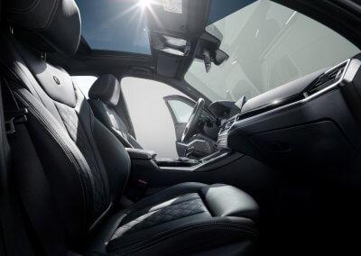BMW Alpina D3 S Cockpit