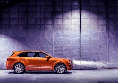 Bentley Bentayga Speed 1 Hero