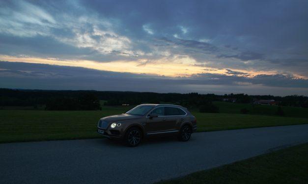 Bentley Bentayga – Geländewagen der Luxusklasse