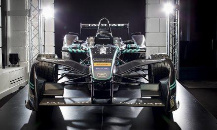 Jaguar in der Formel E
