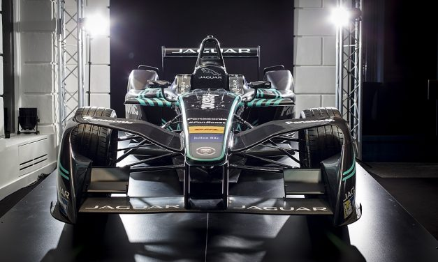 Jaguar in der Formel E