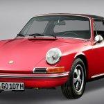 Porsche 911 Targa – 55 Jahre Frischluft