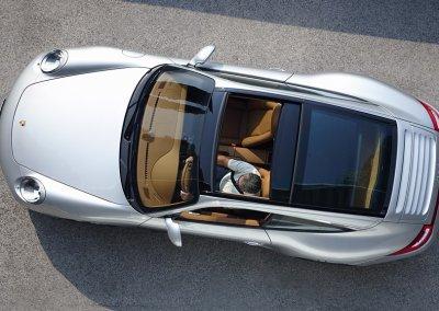 Porsche Targa 4 und 4 S