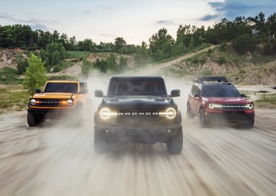 Ford Bronco Family