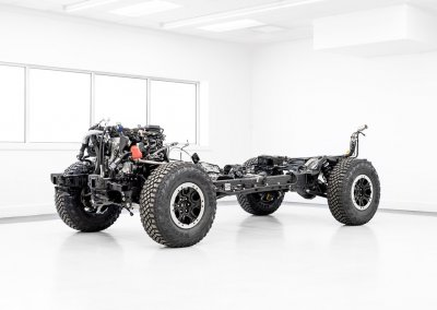Ford Bronco Chassis