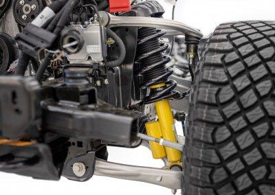 Ford Bronco Radaufhängung