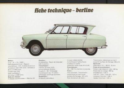 Citroën Ami 6 Berline