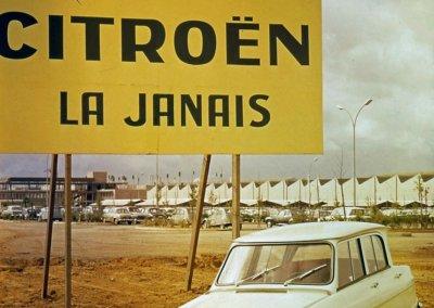 Citroën Ami 6 Produktion