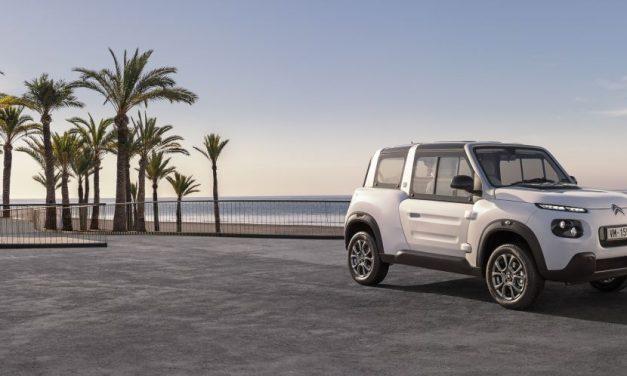 Citroën E-Mehari – Ein Buggy der Neuzeit