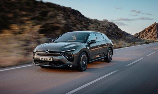 Citroën C5 X – Endlich wieder da