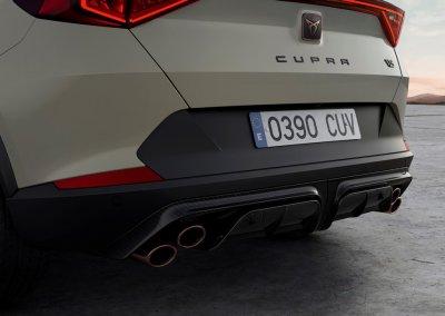 Cupra Formentor VZ5 Auspuff