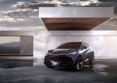 CUPRA Tavascan-Electric-Concept