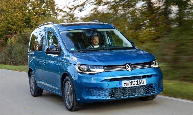 VW Caddy – Die fünfte Generation