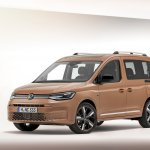 Weltpremiere VW Caddy
