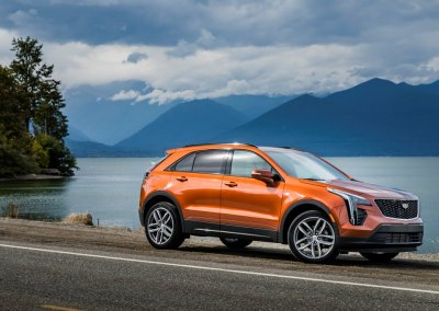 Cadillac XT4 Sport (US-Version)