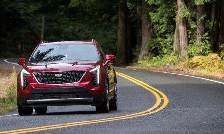 Cadillac XT4 – Crossover mit Diesel für Europa
