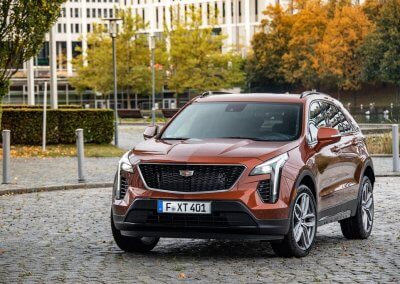 Cadillac XT4 Launch Edition Sport AWD