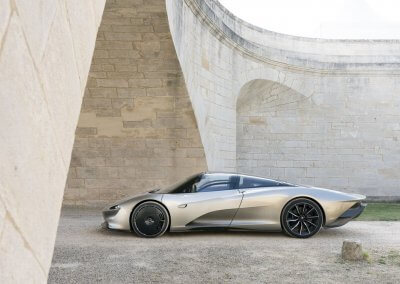 Chantilly Arts & Élégance Richard Mille McLaren Speedtail