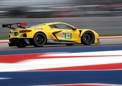 Corvette Racing WEC COTA 2021