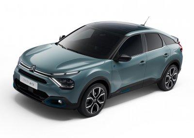 Citroën ë-C4 Front links